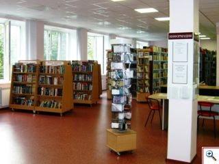 Отдел художественной литературы и искусства