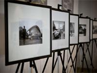 Открытие выставки фотографий Б.Устюжанина