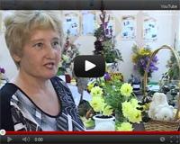 Удивительный урожай представили череповецкие дачники на выставке