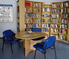 Отдел отраслевой литературы (1-й этаж)