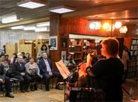 Концерт памяти Александра Башлачёва прошел в Череповце
