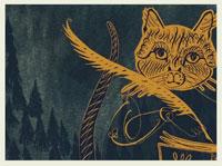 Топ-5 котов мировой литературы: выбор «Горького»