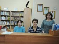 Вместо магазина открыли библиотеку