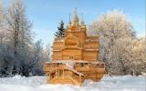 Выставка «Наследие русских зодчих»