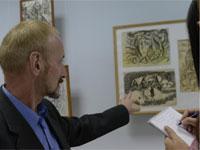 Библиотека открыла выставочный сезон